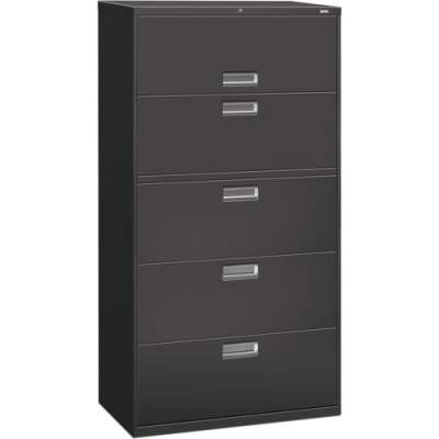 HON Brigade 600 Series 5-Drawer Lateral (685LS)