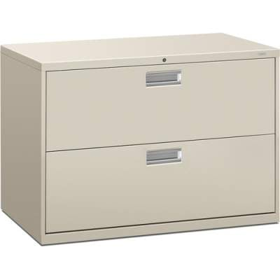 HON Brigade 600 Series 2-Drawer Lateral (692LQ)