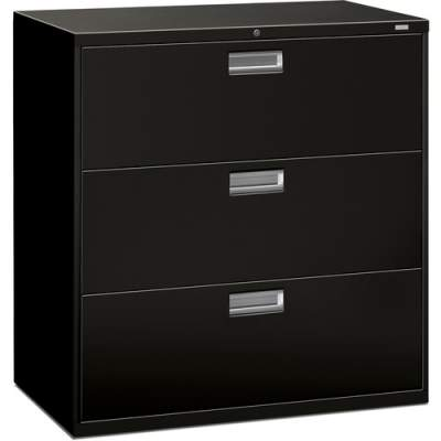 HON Brigade 600 Series 3-Drawer Lateral (693LP)