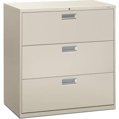 HON Brigade 600 Series 3-Drawer Lateral (693LQ)
