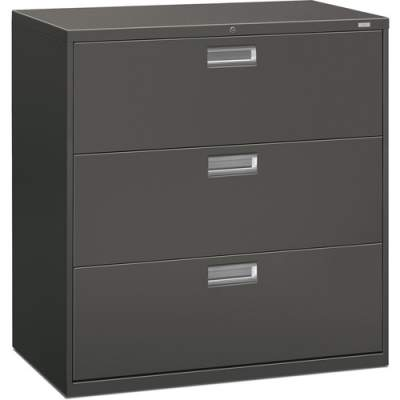 HON Brigade 600 Series 3-Drawer Lateral (693LS)