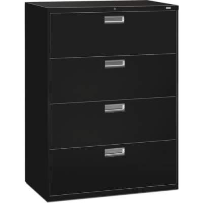 HON Brigade 600 Series 4-Drawer Lateral (694LP)