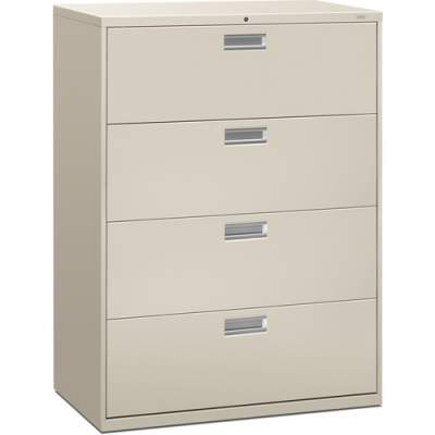 HON Brigade 600 Series 4-Drawer Lateral (694LQ)