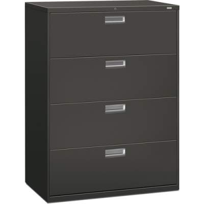 HON Brigade 600 Series 4-Drawer Lateral (694LS)