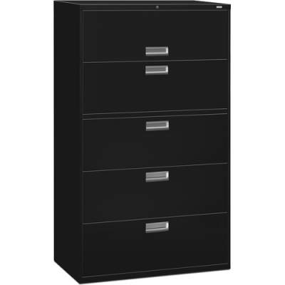 HON Brigade 600 Series 5-Drawer Lateral (695LP)