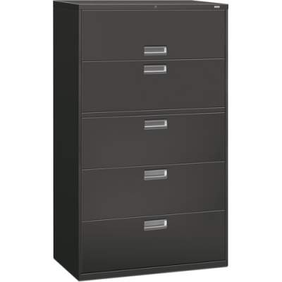 HON Brigade 600 Series 5-Drawer Lateral (695LS)