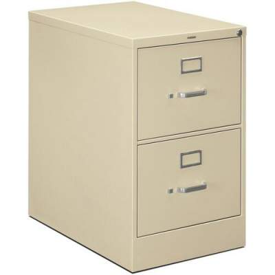 HON H320 Series 2-Drawer Vertical File (H322CL)
