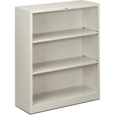 HON Brigade 3-Shelf Steel Bookcase (S42ABCQ)