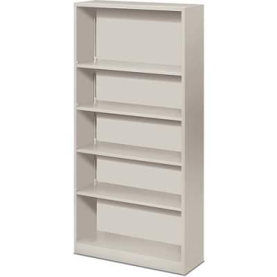 HON Brigade 5-Shelf Steel Bookcase (S72ABCQ)