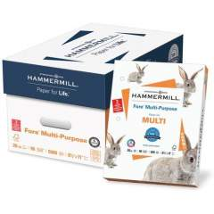 Hammermill Paper for Multi 3-Hole Punched Inkjet, Laser Copy & Multipurpose Paper (103275)
