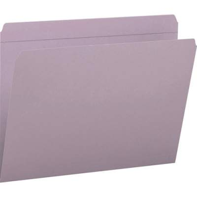 Smead Colored Folders with Reinforced Tab (12410)