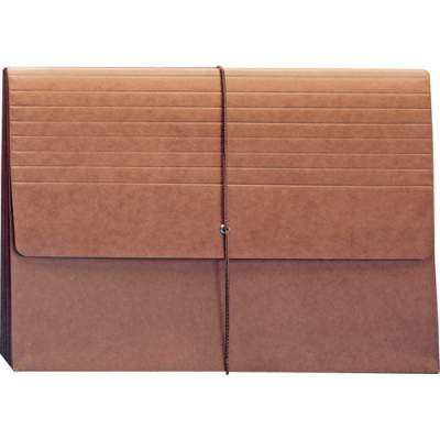 Smead Extra Wide Expanding Wallets with Elastic Cord (71186)