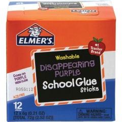 Elmer's Washable Nontoxic Glue Sticks (E514)