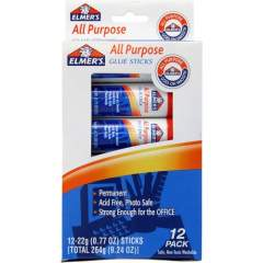Elmer's All-Purpose Washable Glue Sticks (E517)