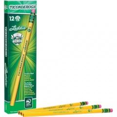 Ticonderoga Laddie Pencil with Eraser (13304)