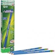 Dixon Eraser Tipped Checking Pencils (14209)