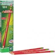 Ticonderoga Eraser Tip Checking Pencils (14259)