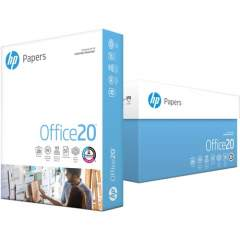 HP Office20 8.5x11 Inkjet Copy & Multipurpose Paper (112101)