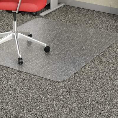 Lorell Rectangular Low-pile Economy Chairmat (02158)