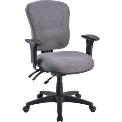 Lorell Accord Mid-Back Task Chair (66125)