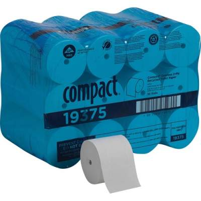 Georgia Pacific Compact Coreless Recycled Toilet Paper (19375)