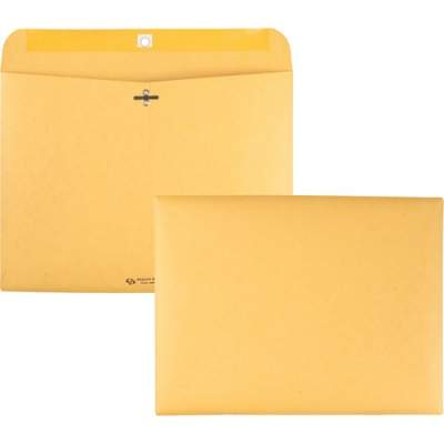 Quality Park Redi-file Clasp Envelopes (38090)