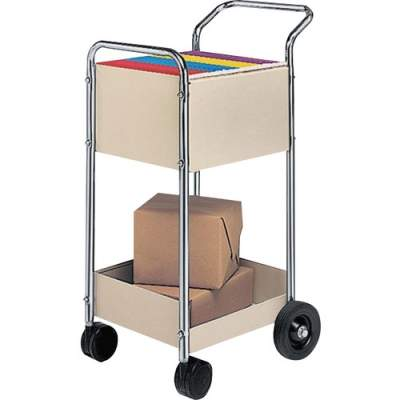 Fellowes Steel Mini Mail Cart (40924)