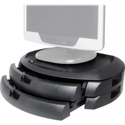 Kantek LCD Monitor Stand with Drawers (MS200B)