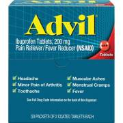Advil Pain Reliever Single Packets (15000)