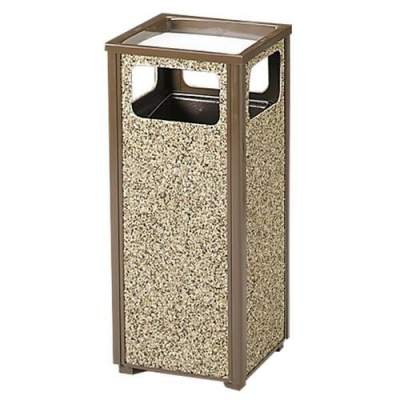 Rubbermaid Commercial 12 Gallon Sand Urn Receptacles (R12SU201PL)