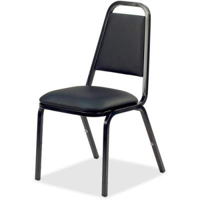 Lorell Upholstered Stacking Chair (89265E38G4)