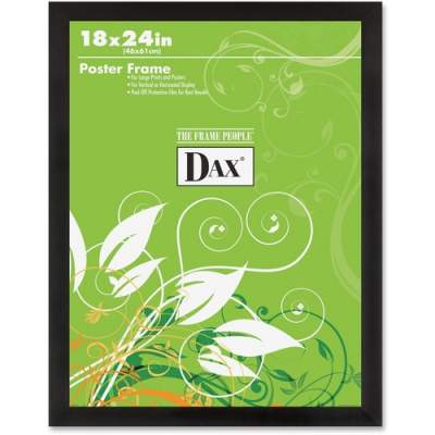 Burnes Home Accents DAX Ebony Wood Poster Frame (2863W2X)