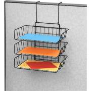 Fellowes Wire Partition Additions Triple Tray (75310)
