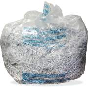 ACCO Swingline 30 Gallon Plastic Shredder Bags, For 500X, 500M, 600X, 600M, 750X, 750M and Large Office Shredders, 25 Box (1765015)