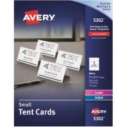 Avery Inkjet, Laser Tent Card (5302)