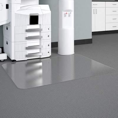 Deflecto Glass Clear DuraMat for Carpets (CM33443F)