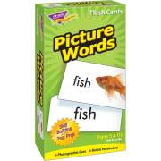 TREND Picture Words Flash Cards (T53004)
