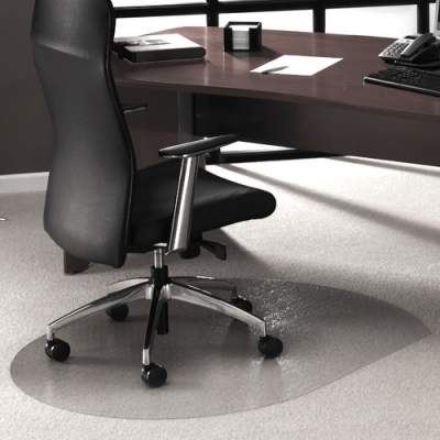 Floortex Cleartex Ultimat Contoured Chairmat (119923SR)