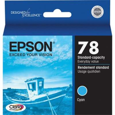 Epson Claria Original Ink Cartridge (T078220-S)