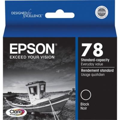 Epson Claria Original Ink Cartridge (T078120-S)