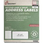 Skilcraft Permanent Laser Address Label (5144904)