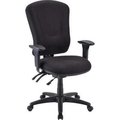 Lorell Accord Fabric Swivel Task Chair (66153)