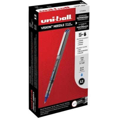 Sanford Uni-Ball Needle Vision Soft Grip Pens (1734904)