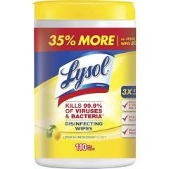 LYSOL Lemon/Lime Blossom Wipes (78849CT)