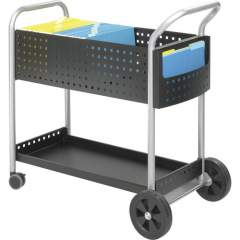 Safco Scoot Mail Cart (5239BL)