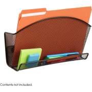 Safco Onyx Accessory Organizer Magnetic File Pocket (4180BL)