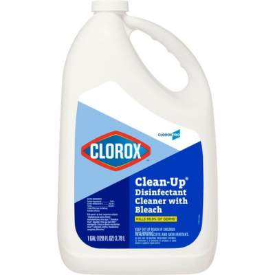 Clorox Clean-Up Disinfectant Cleaner with Bleach (35420EA)
