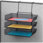 Fellowes Mesh Partition Additions Triple Tray (75902)