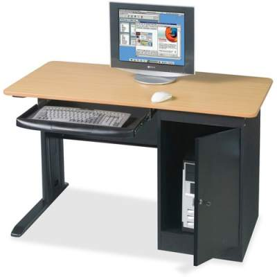MooreCo Locking Computer Workstation (89843)