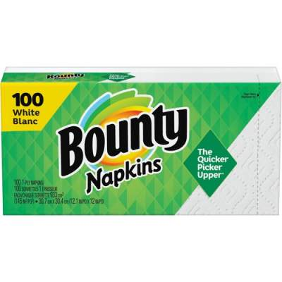 Procter & Gamble Bounty Quilted Napkins (34884)